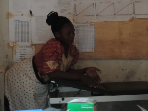 Bulindi Counsellor Micheline at Bulindi explains her passion for her work