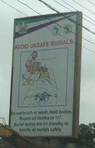 freetown one of the many ebola messages 2