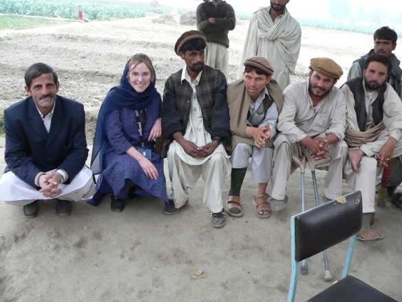 Jalalabad meeting with union of disabled